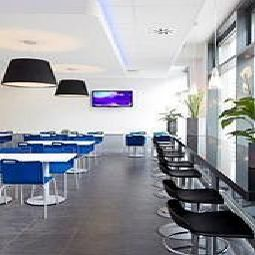 Breakfast room ibis budget Berlin Alexanderplatz Fotos