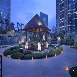 Exterior view Pacific Place The Residences at The Ritz-Carlton Jakarta Fotos