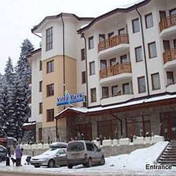 Villapark Mountain Residence Borovets 