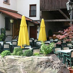 Terrace Rssel Gasthof Fotos