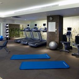 Sala spa/fitness Doubletree by Hilton Istanbul Old town Fotos