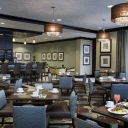 Restaurante Hilton Garden Inn Toronto Airport WestMississauga Fotos