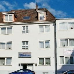 Auenansicht apartmenthouse Fhrbrcke Fotos