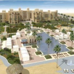 Hotel photos AL QASR HOTEL AND RESORT