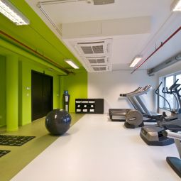 Fitness Park Inn By Radisson Brussels Midi Fotos