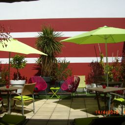 Hotelfotos Côté Patio Citotel