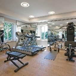 Sala fitness Villa Honegg Hotel Fotos