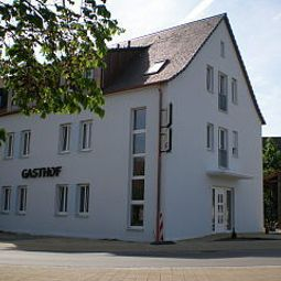 Exterior view Zur Kurve Gasthof Fotos