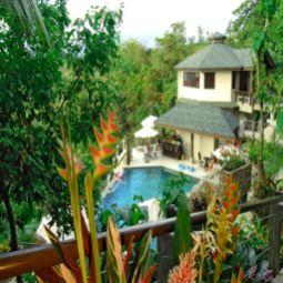 Jet  Luxury  At Buena Vista Luxury Villas Quepos