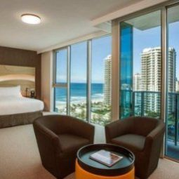 Chambre Hilton Surfers Paradise Fotos