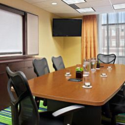Sala de reuniones Fairfield Inn & Suites Wichita Downtown Fotos