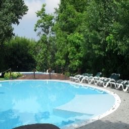 Pool Cascina Scova Resort Fotos