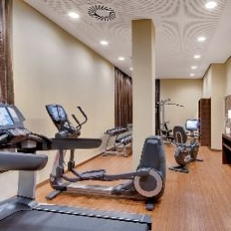 Wellness/Fitness Residence Inn München City Ost Fotos