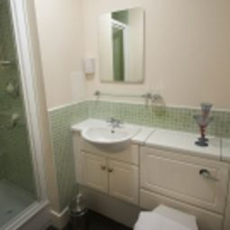 Camera da bagno Playhouse Apartments Edinburgh Fotos