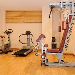 Fitness Altea Suites Hotel & Residence Fotos