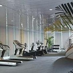 Fitness Ramada Plaza Pudong South Fotos