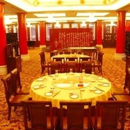 Frhstcksraum im Restaurant Tianyigong Celebrity Club Hotel Fotos