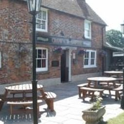 The Crown and Garter Hungerford Berkshire