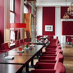Ресторан Savoy Berlin Fotos