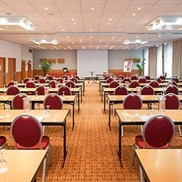 Sala de reuniones Mercure Hotel Berlin City West Fotos