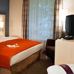 Habitación Mercure Hotel Berlin City West Fotos
