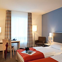 Номер Mercure Hotel Berlin City West Fotos