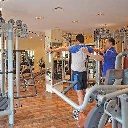 Fitness room Best Western zur Post Fotos