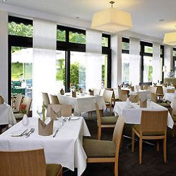 Breakfast room within restaurant Mercure Hotel Duesseldorf Airport Fotos