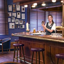 Bar Mercure Hotel Saarbruecken City Fotos