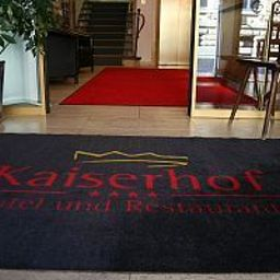 Reception Kaiserhof Fotos
