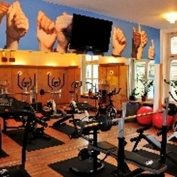 Fitness room Kaiserhof Fotos