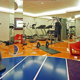 Wellness/fitness area Novotel Genève Centre Fotos