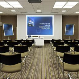 Conference room Novotel Genève Centre Fotos