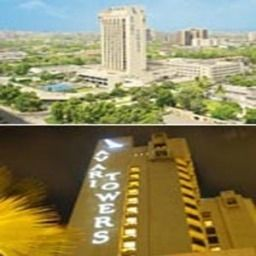 Фасад Avari Towers Karachi Fotos