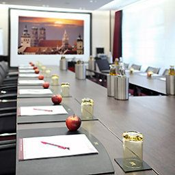 Conference room Mercure Hotel Muenchen City Center Fotos