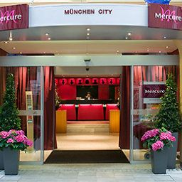 Mercure Hotel Muenchen City Center Fotos