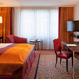 Room Mercure Hotel Muenchen City Center Fotos