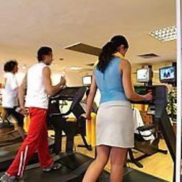 Fitness Cairo Marriott Hotel & Omar Khayyam Casino Fotos