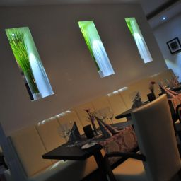 Breakfast room within restaurant Rheingarten Fotos