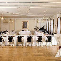Banqueting hall Grand Hotel Sauerhof Fotos