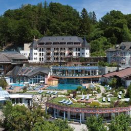 Exterior view Ebner's Waldhof am See Resort & Spa Fotos