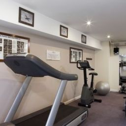 Sala spa/fitness Holiday Inn LONDON - HEATHROW Fotos