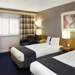 Chambre Holiday Inn LONDON - HEATHROW Fotos