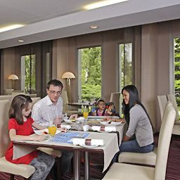 Breakfast room within restaurant Novotel Krakow City West (previously Novotel Krakow Bronowice) Fotos