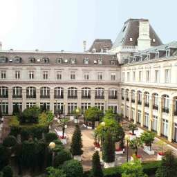 Exterior view Crowne Plaza PARIS-RPUBLIQUE Fotos
