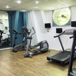 Wellness/fitness area Crowne Plaza PARIS-RPUBLIQUE Fotos
