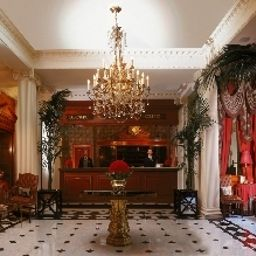 Hall The Chesterfield Mayfair Red Carnation Hotel Fotos