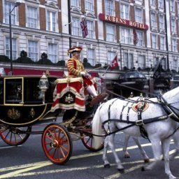 Rubens at the Palace Red Carnation Hotel London