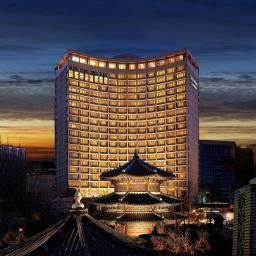 Exterior view Seoul The Westin Chosun Fotos