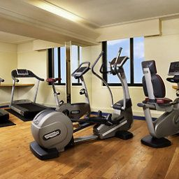 Wellness/fitness area Pullman Paris Montparnasse Fotos